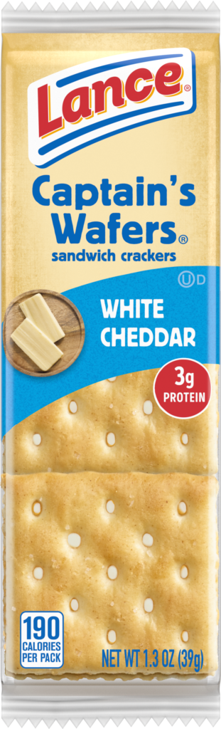 Captain's Wafers® White Cheddar - Lance